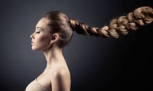 make hair thicker